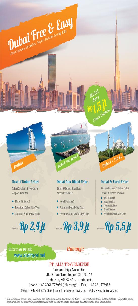 Free & Easy Dubai